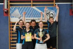 Pokalsieg für den BSC 95 Schwerin
