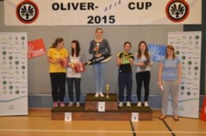 5. Oliver Asia Cup in Bergedorf