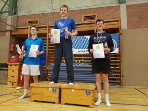 3. Ranglistenturnier U11 / U15 / U19 in Schwerin