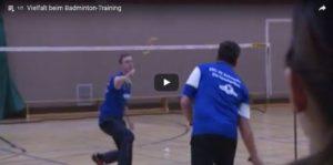"""""""Vielfalt beim Badminton-Training"""""""