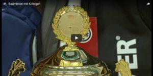 Fernsehbeitrag über unseren Firmen Team Cup