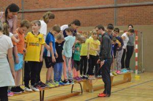 Badminton-Aktionstag voller Erfolg