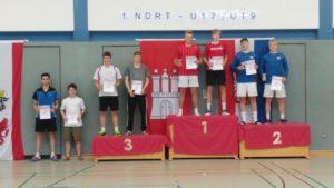 1. NDRLT U17-U19