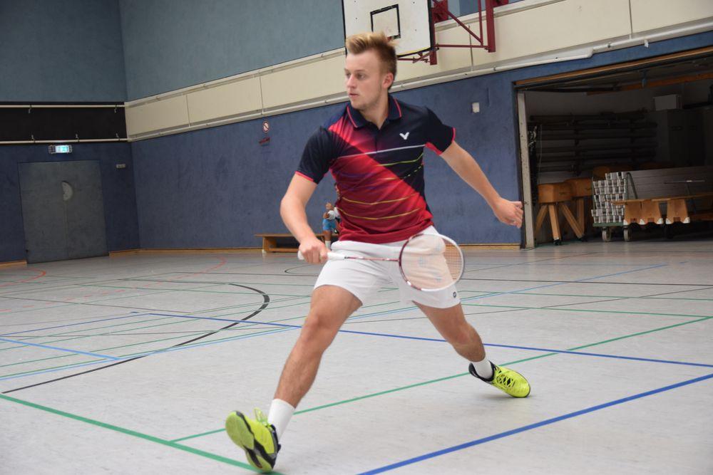 Fabian zweimal im Viertelfinale beim 2. Deutschen Ranglistenturnier