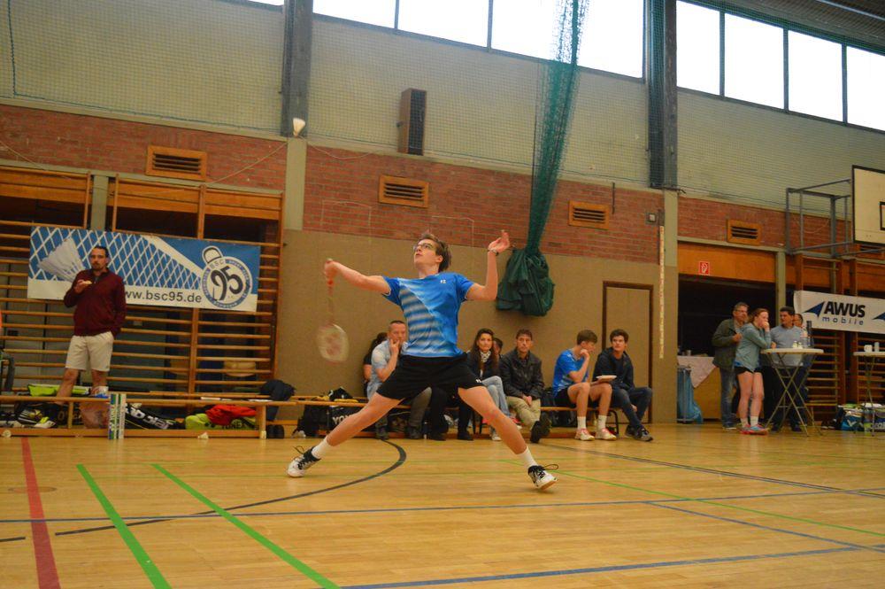 3. Deutsche Rangliste U17/U19