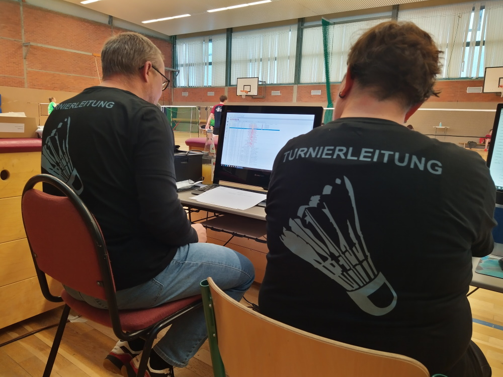 Gelungenes C-Ranglistenturnier in Schwerin